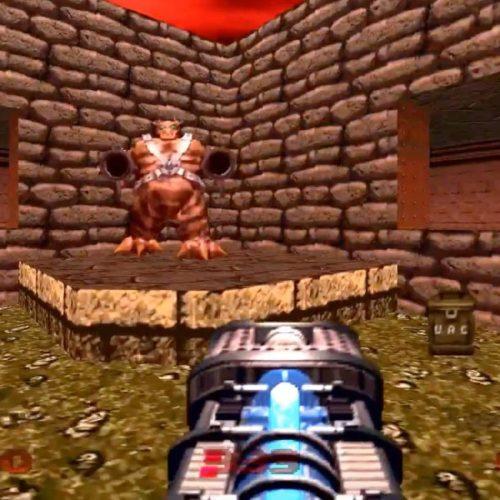 مراحل بازی Doom 64