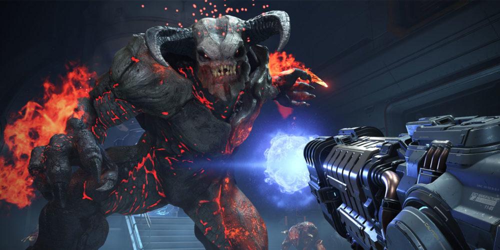 سیستم مورد نیاز بازی Doom Eternal
