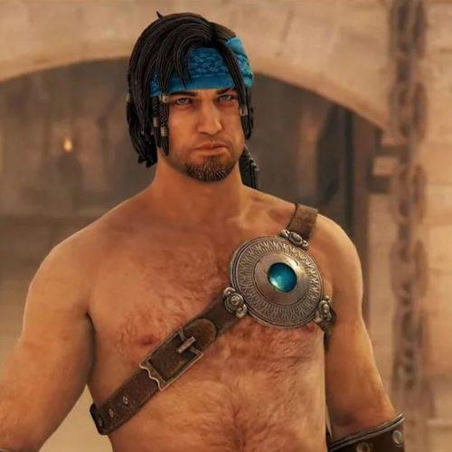 Prince of Persia در بازی For Honor