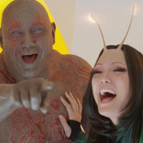 فیلم فرعی Guardians of the Galaxy