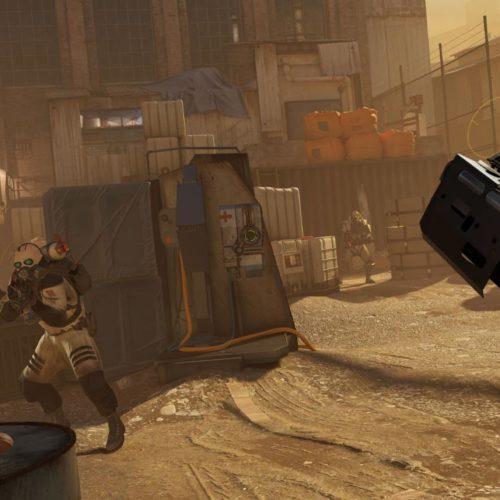 Half-Life: Alyx واقعیت مجازی