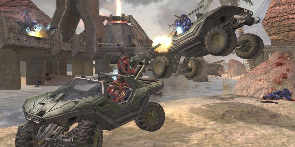 فاز آزمایشی بازی Halo 2: Anniversary روی PC