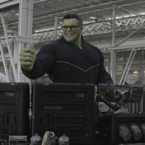 مارک رافالو سریال She-Hulk