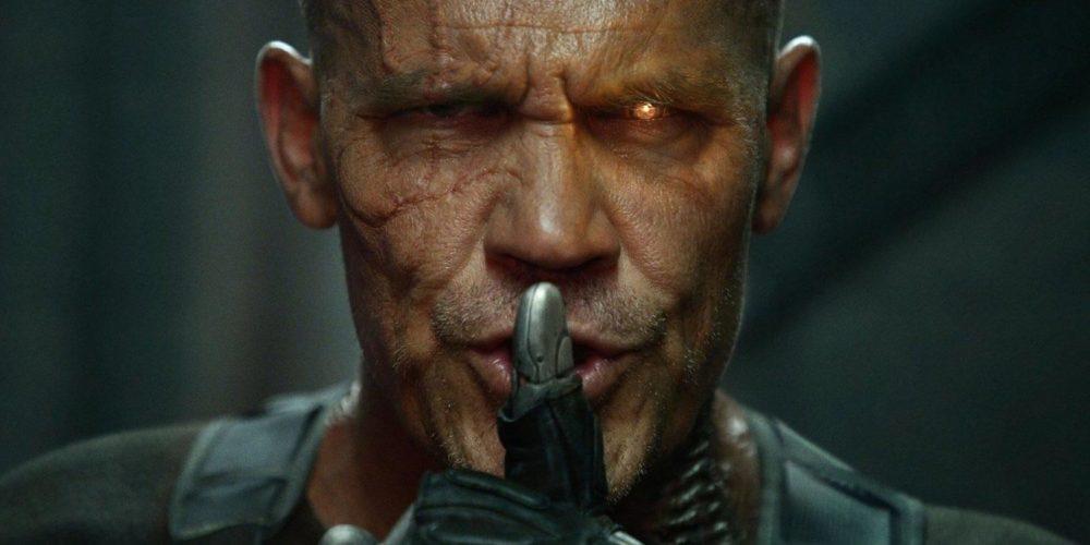نقش Cable در فیلم Deadpool 2
