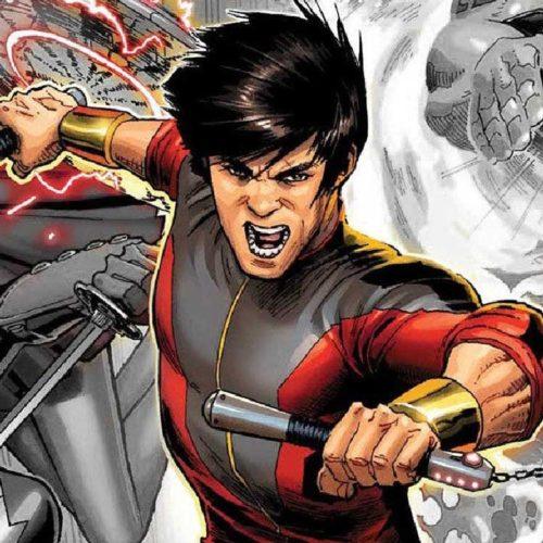 روند تولید فیلم Shang-Chi