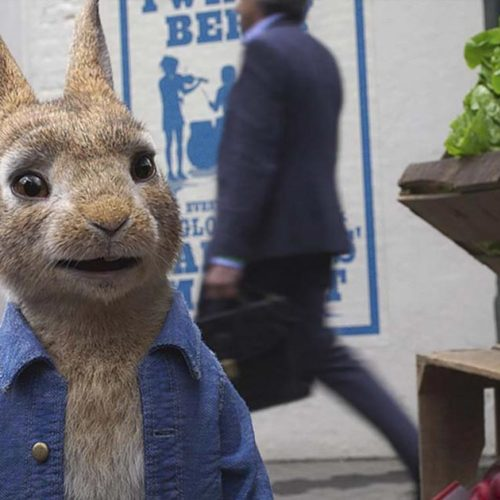 اکران فیلم Peter Rabbit 2