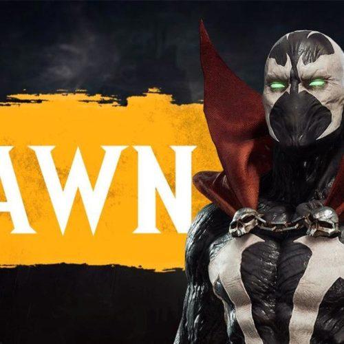 شخصیت Spawn در Mortal Kombat 11