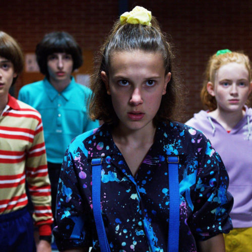 پشت صحنه‌ی Stranger Things 4