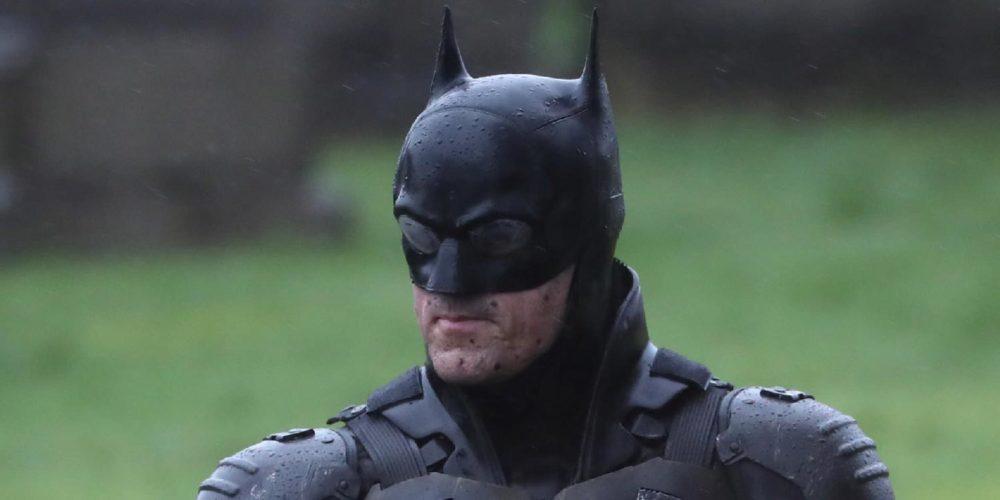 تولید فیلم The Batman