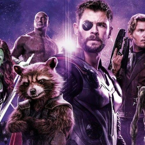 نگهبانان کهکشان در Thor: Love and Thunder