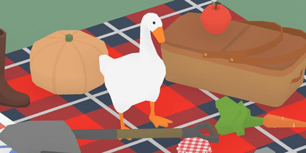 بازی Untitled Goose Game بهترین بازی سال