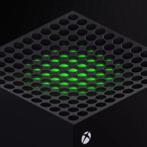 واحد گرافیکی Xbox Series X