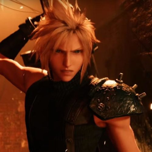 حجم بازی Final Fantasy VII Remake