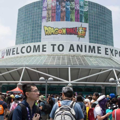 Anime Expo سال ۲۰۲۱