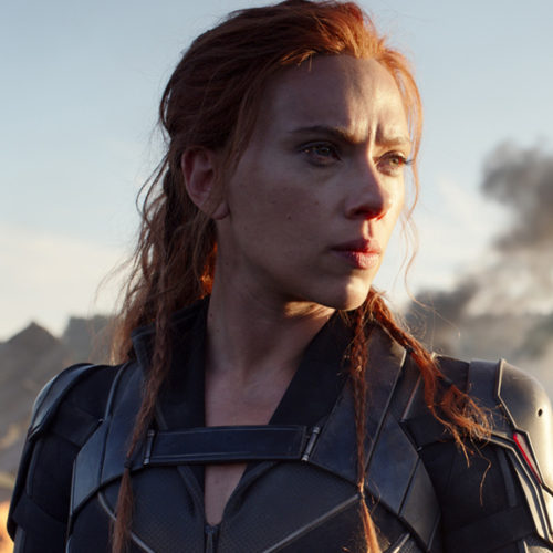تصاویر جدید فیلم Black Widow