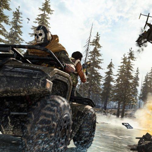 بازی Call Of Duty: Warzone - Fortnite