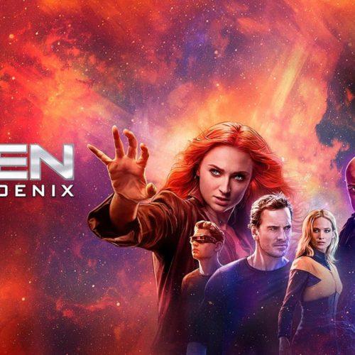 اکران فیلم X-Men Dark Phoenix