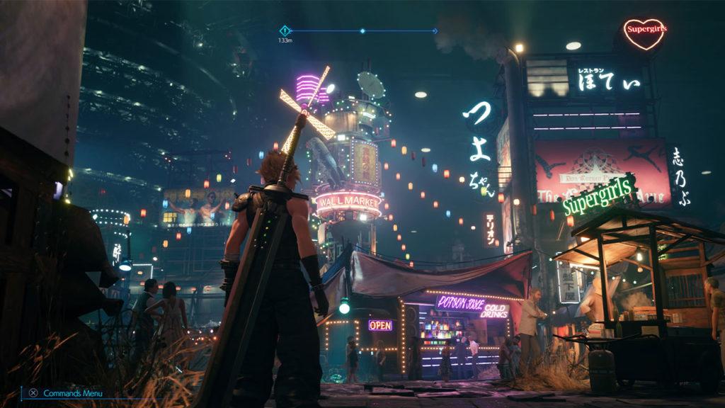 بازی Final Fantasy VII Remake