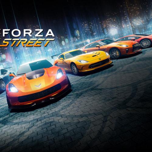 تاریخ انتشار بازی Forza Street موبایل