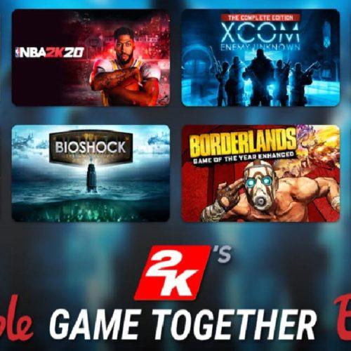 BioShock و XCOM و ۱۴ عنوان دیگر