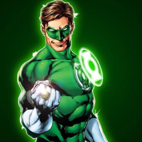 اقتباس تلویزیونی Green Lantern