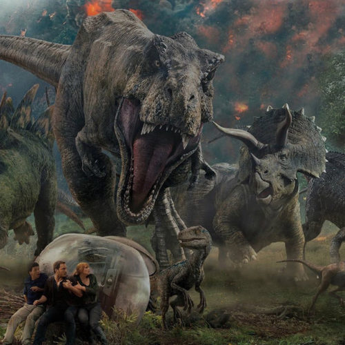 بازی جدید Jurassic World