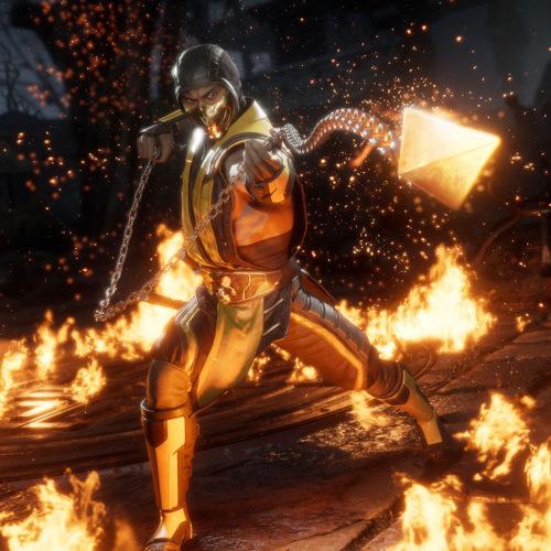 نویسندهی فیلم Mortal Kombat