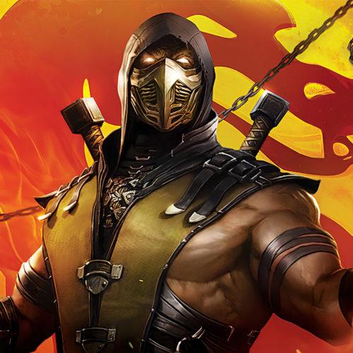 انیمیشن Mortal Kombat Legends: Scorpion's Revenge
