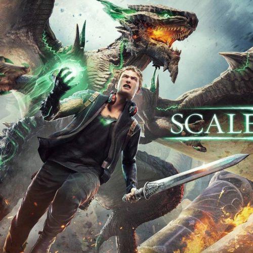 ساخت مجدد بازی Scalebound