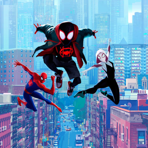 اکران دنباله‌ی Spider-Man: Into the Spider-Verse