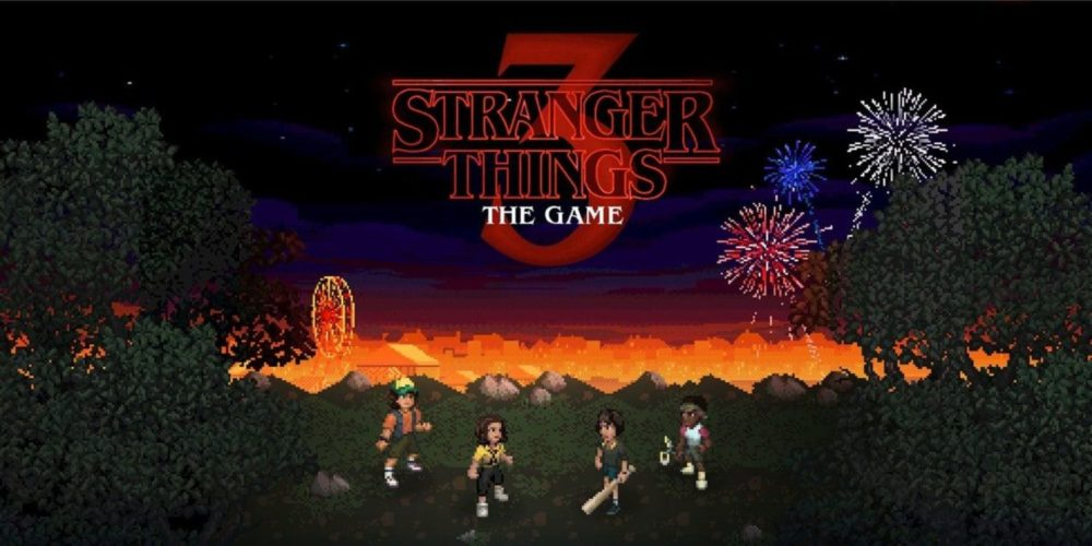 Xbox Game PassStranger Things 3: The Game