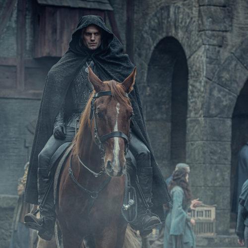 پشت صحنهی فصل دوم The Witcher