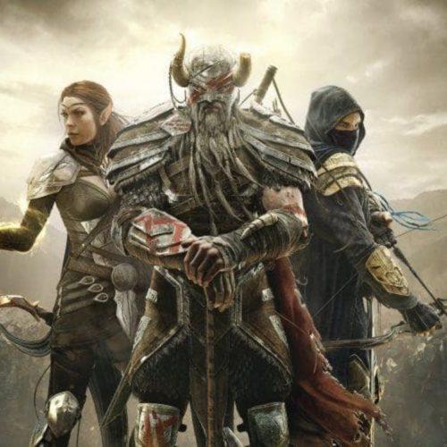 بازی The Elder Scrolls Online رایگان