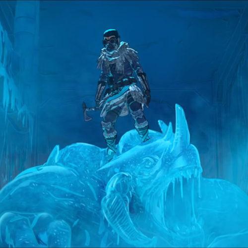 بازی Apex Legends انیمیشن داستانی Bloodhound
