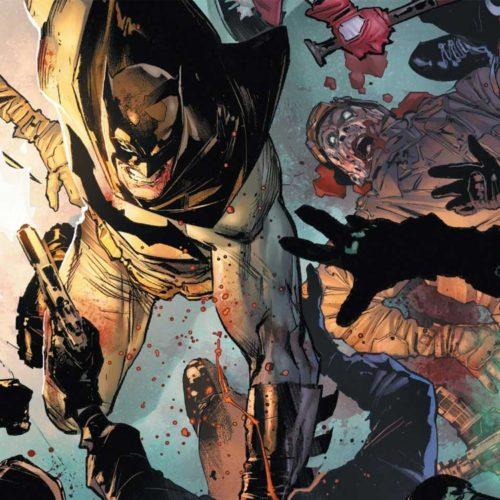 انتشار محصولات جدید DC Comics