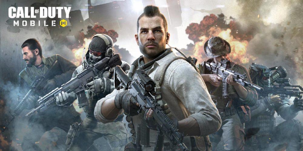 متقلبین بازی Call Of Duty: Mobile