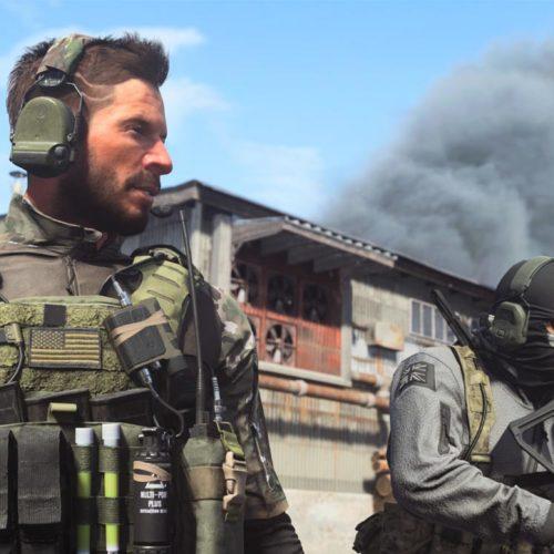 کارگردان روایت بازی Call of Duty: Modern Warfare