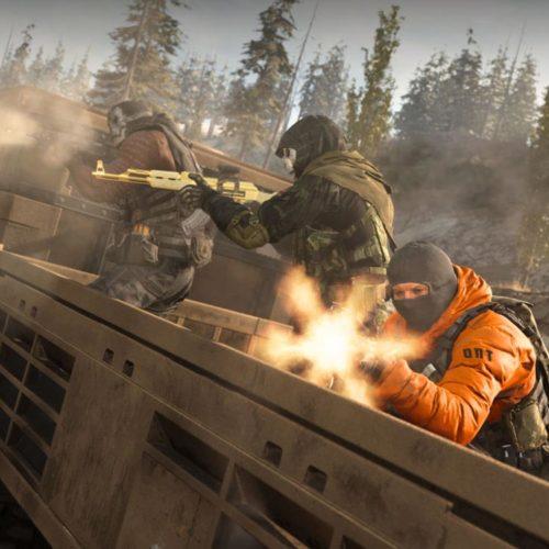 آپدیت جدید Call of Duty: Modern Warfare