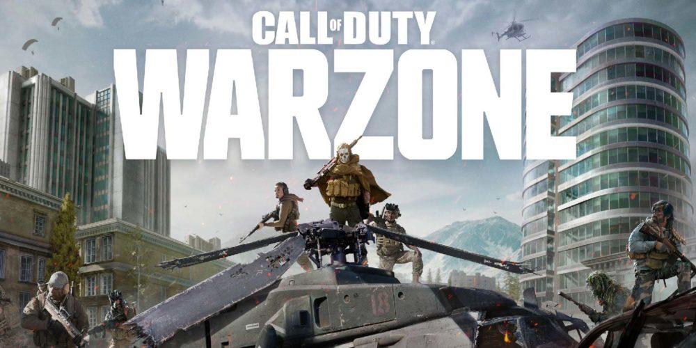 متقلبین در بازی Call of Duty: Warzone