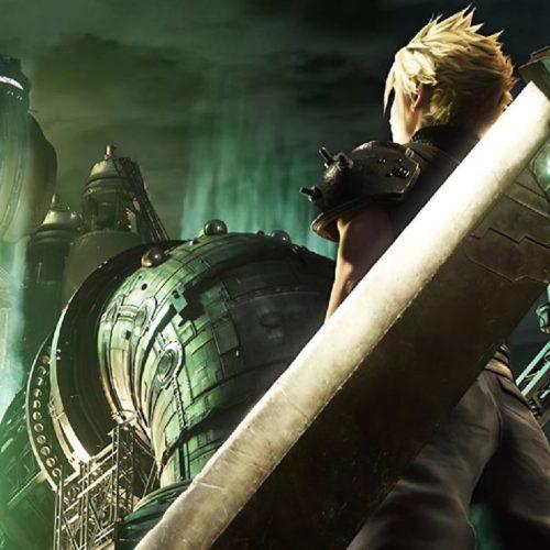 تم جدید Final Fantasy VII Remake پلاس