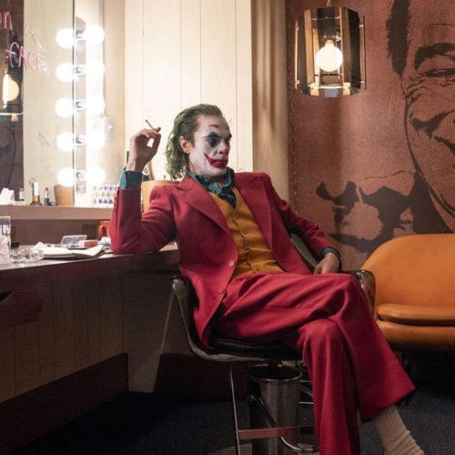 ساخت فیلم Joker