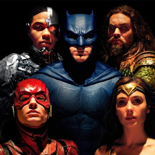 نسخه‌ی The Snyder Cut فیلم Justice League