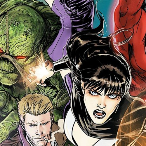 ساخت سریال Justice League Dark