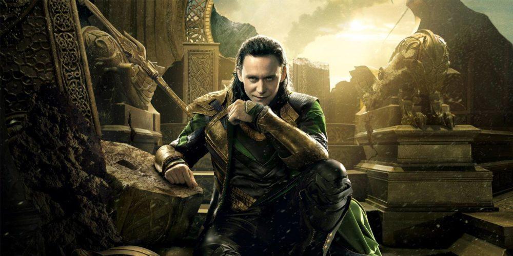 لوکی در فیلم Thor: Love and Thunder