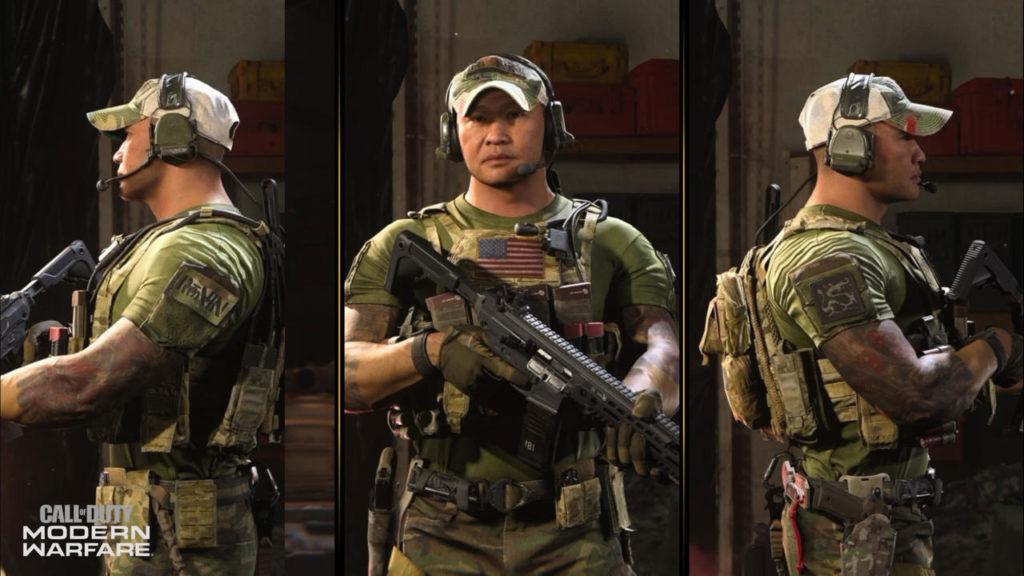 Call of Duty ronin