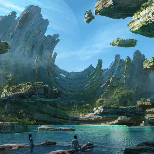 روند فیلمبرداری Avatar 2