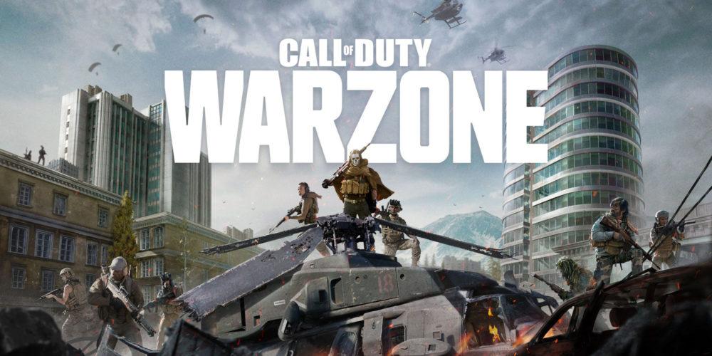Call Of Duty: Warzone اینفینیتی وارد