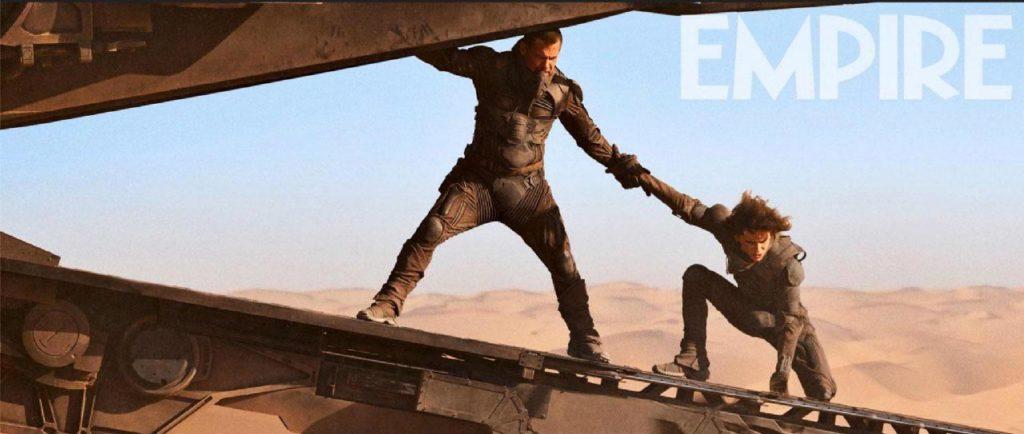 تصویر جدید فیلم Dune