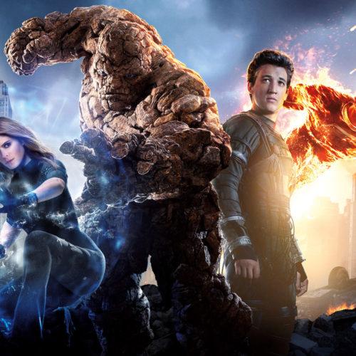 نسخهی اولیهی Fantastic Four