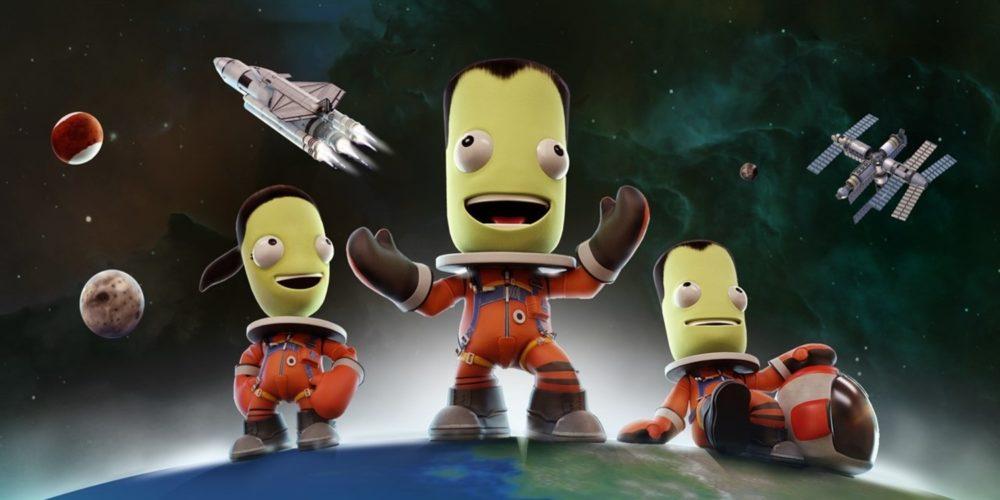 بازی Kerbal Space Program 2